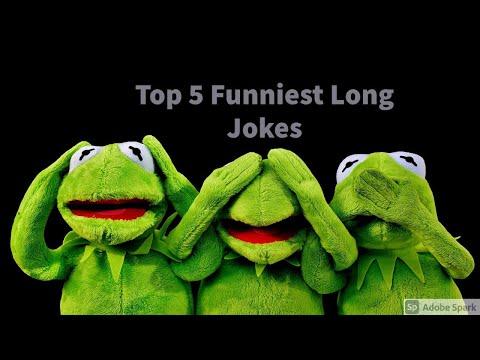 very funny long jokes