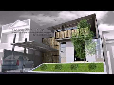 Indonesian Tropical House Design