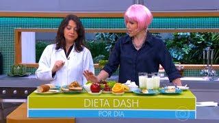 Dieta Dash Cardápio Completo Aprenda como fazer a dieta para …