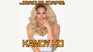 "Kandy Ho ""Who?"" Rucap Compilation - Rupaul"