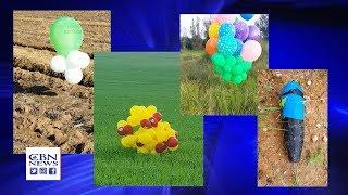 Explozibil mascat de baloane colorate: atacurile din Gaza au drept țintă copii israelieni