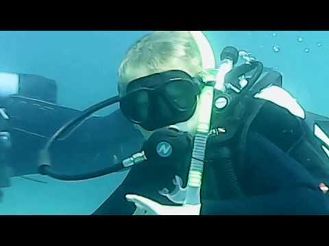 First Scuba Dive Alexander At Limassol 28-08-2017