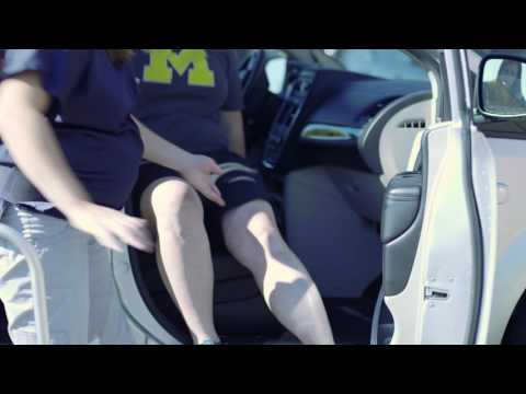 Car Transfer after hip replacement