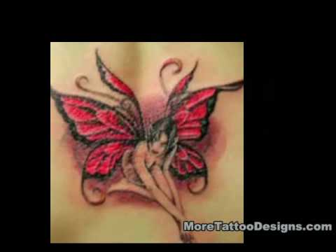 Celtic Butterfly Tattoo Designs Youtube