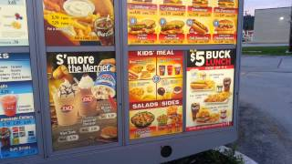 Dairy Queen DQ Menu & Prices in 1080p HD