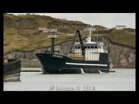Dutch Harbor Alaska, Bering Sea Fishing, Salty Dog Boating News