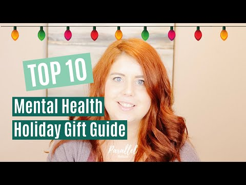TOP 10: Mental Health Holiday Gift Guide