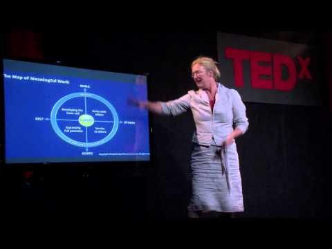 Meaningful Work: Marjolein Lips-Wiersma at TEDxInnsbruck