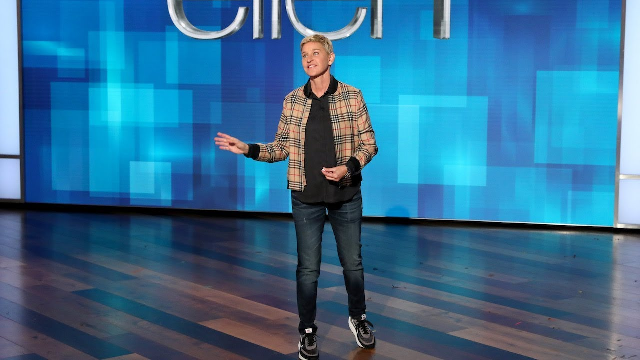 Ellen Went Down a Google Rabbit Hole