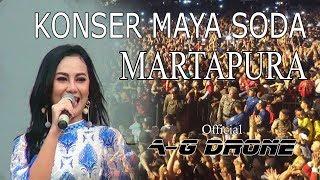 MAYA SODA #Di geboy geboy mujaer, live konser martapura