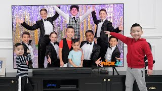 Watching Ourselves On  READY SET DANCE Nickelodeon CKN