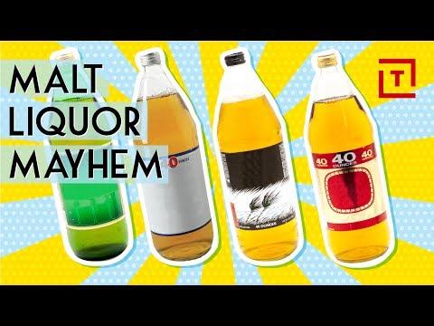 Malt Liquor & Hip-Hop | Thrillist Investigates The Sleazy and Spectacular History of Malt Liquor
