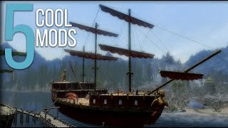 5 Cool Mods - Episode 8 - Skyrim: Special Edition Mods (PC/Xbox One)