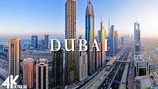 Dubai 4K - Relaxing Music Along With Beautiful Nature Videos