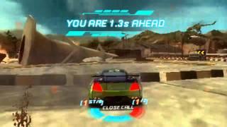 Split Second PSP Gameplay HD thumbnail