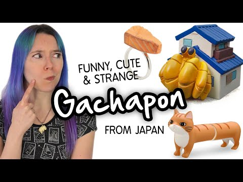 Funny GACHAPON From Japan