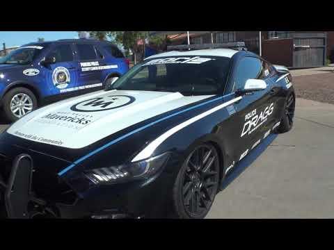 franklin police and fire high school show & shine