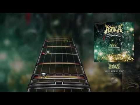 Attila - Party with the Devil (Drum Chart)