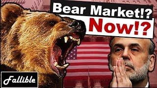 Is The 2019 Stock Market Crash Over? | Why The Bear Market Will Continue