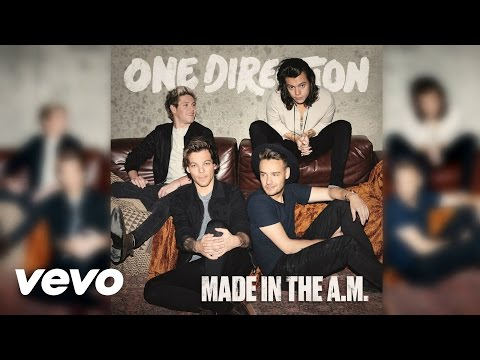 ONE DIRECTION - LOVE YOU GOODBYE (original lyrics+audio)