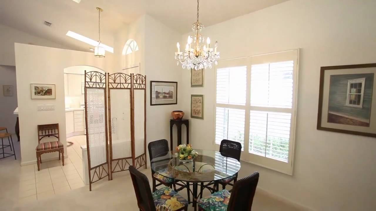 19 Via Carrara | Villa Du0027Este At PGA National | Palm Beach Gardens Homes  For Sale   YouTube