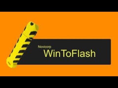 Multi Boot Using Novicorp Win To Flash