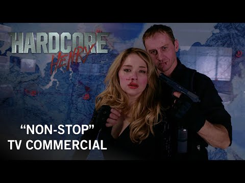 "Hardcore Henry | ""Non-stop"" TV Commercial 