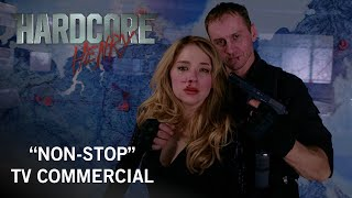 """Hardcore Henry   """"Non-stop"""" TV Commercial   Own It Now on Digital HD, Blu-ray & DVD"""