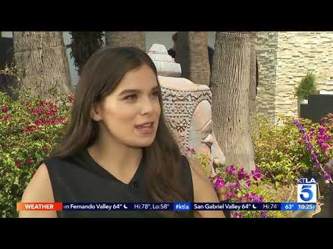 Sit down interview with Hailee Steinfeld