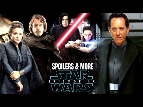 Star Wars Episode 9 Leak! Spoilers Revealed (WARNING) Star Wars News