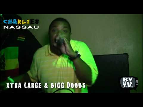 BIGG DOOBS XTRA LARGE NASSAU BAHAMAS BYLINX TV  Jah LInx we LIVE! in the 242,