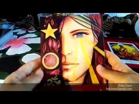 The Art of Love Tarot - first contact