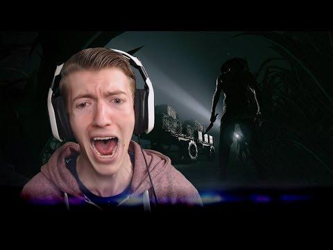 Horror games zijn niks voor mij! #1 - Noway (Outlast 2)