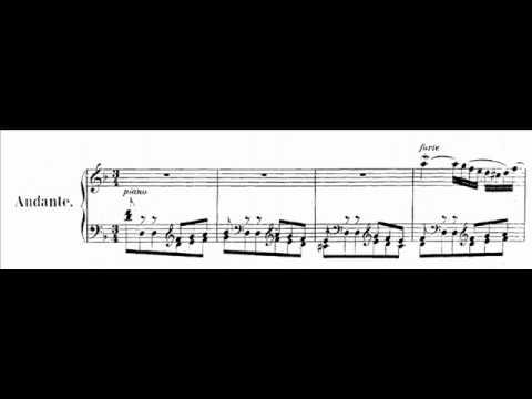 J.S. Bach - BWV 971 (2) - Italian Concerto - Andante