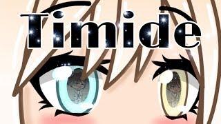 "Gambar cover "" TIMIDE ""  / gacha life / ep 1"
