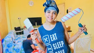 Extreme Makeover of my Home | Small Apartment Makeover