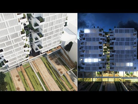 Barzenegar Housing Project