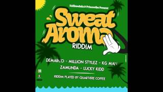 Sweet Aroma Riddim Mix by Royale Vibes Selecta
