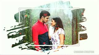 Ekkadiki romantic love bgm WhatsApp status