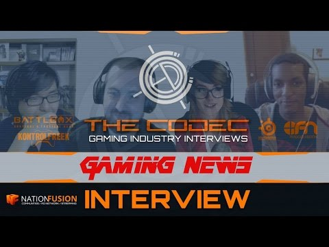 The Codec Interview with Dead Space Isaac Clarke Gunner Wright