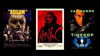 Разговоры о Кино 10: Убежище (1972), Маньяк (1980), Патруль времени (1994)