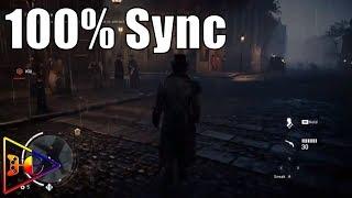 AC Syndicat 100% de Synchronisation de Créer une faction lutte pour attirer l'espion | Tuer les espions avec la pendaison de barils