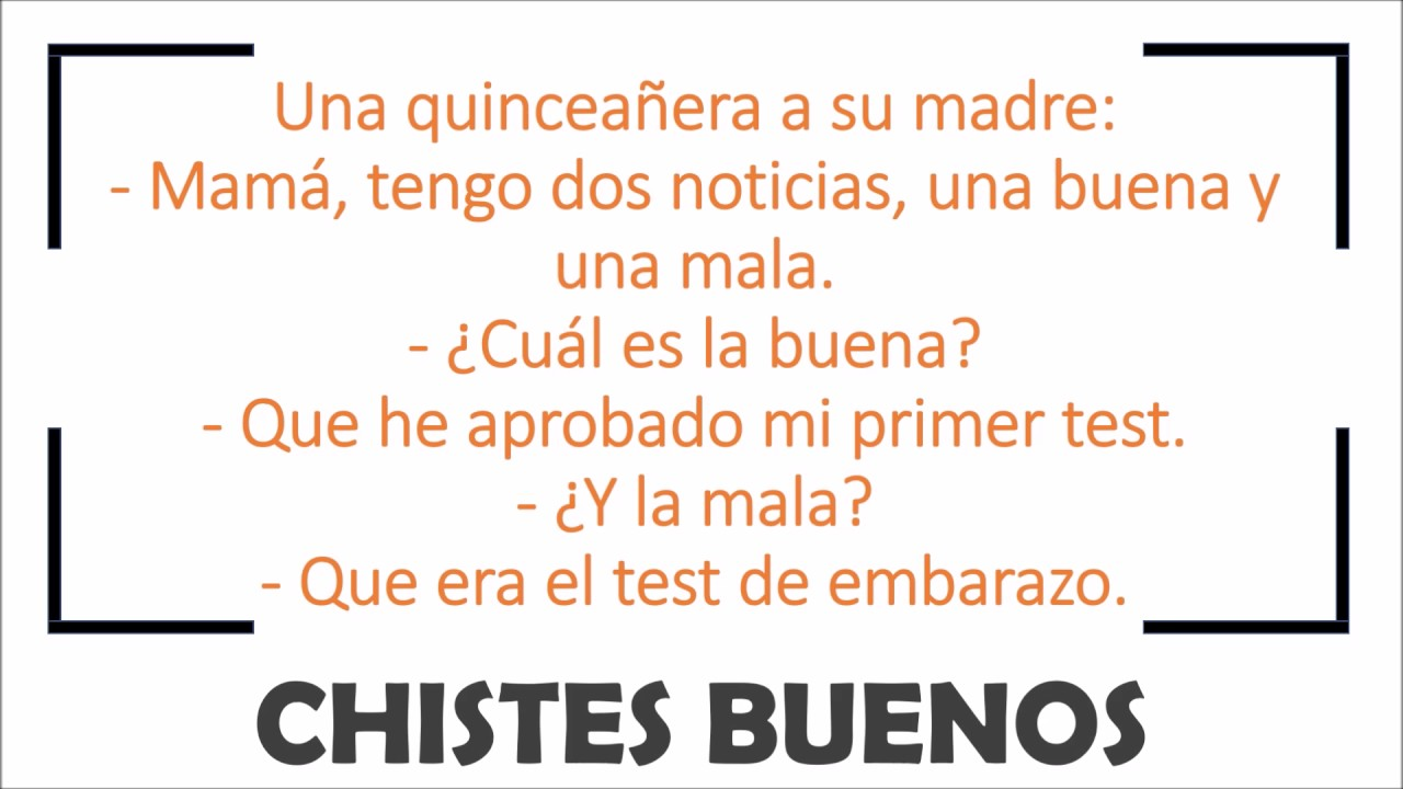 CHISTES BUENOS 37