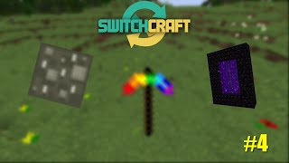 BUNTE CANDY PICKAXE! - Minecraft Switchcraft [#4]
