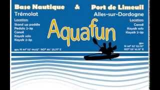 Aquafun Limeuil Dordogne Trémolat
