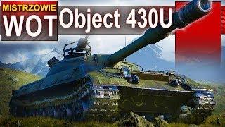 Object 430U w serii mistrzowie wot - World of Tanks