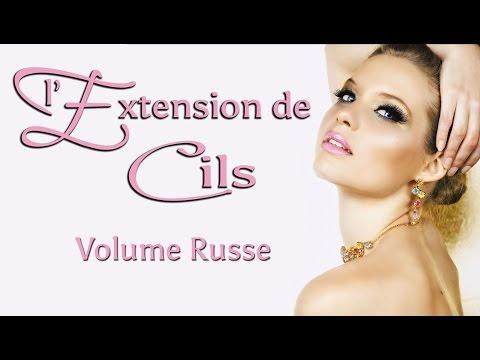 Extension de cils \