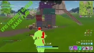 #1 VICTORY ROYALE 27 KILL GAMES WITH HACKS (MUST WHATCH)