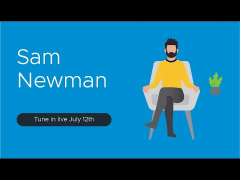 Tanzu TV - Between Chair and Keyboard - The one with Sam Newman