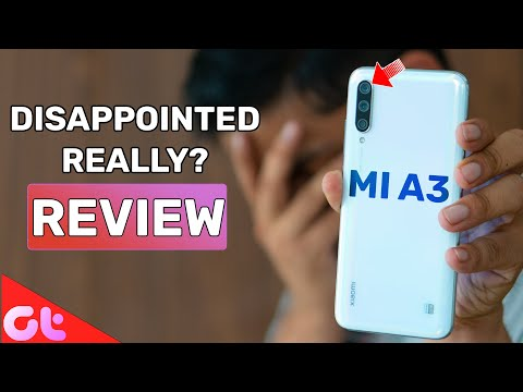 Xiaomi Mi A3 Review with Pros & Cons   Really Disappointing?   GT Hindi